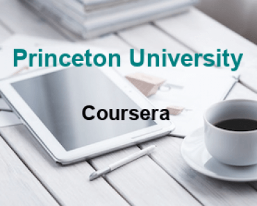 Princeton University Free Online Education