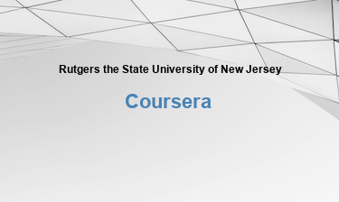 Rutgers the State University of New Jersey Free Online Education