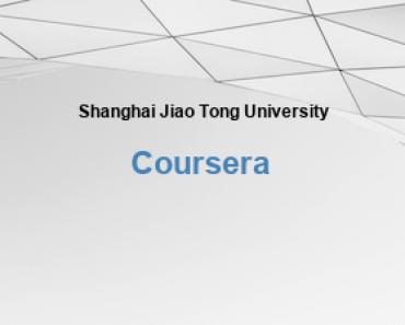 Shanghai Jiao Tong University Kostenlose Online-Bildung