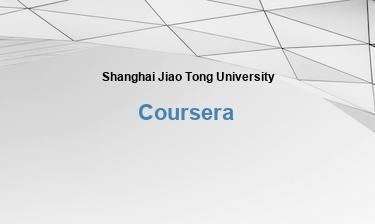 Shanghai Jiao Tong University Istruzione online gratuita