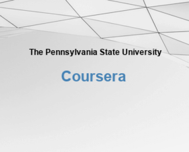 The Pennsylvania State University Free Online Education