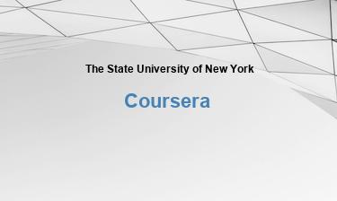 La educación gratuita en línea de la Universidad Estatal de Nueva York