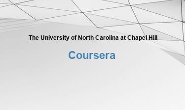 มหาวิทยาลัยนอร์ ธ แคโรไลนาที่ Chapel Hill การศึกษาออนไลน์ฟรี