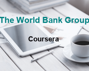 The World Bank Group Free Online Education
