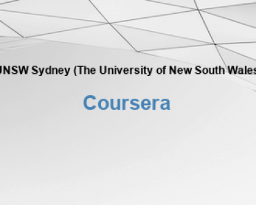 UNSW Sydney (The University of New South Wales) Free Online Education