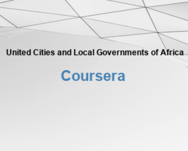 United Cities and Local Governments of Africa Free Online Education