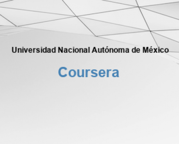 Universidad Nacional Autónoma de México Kostenlose Online-Bildung