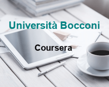 Università Bocconi Free Online Education