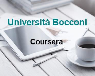 UniversitàBocconi無料オンライン教育
