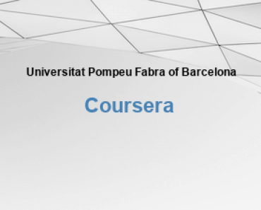 Universitat Pompeu Fabra de Barcelona Educación gratuita en línea