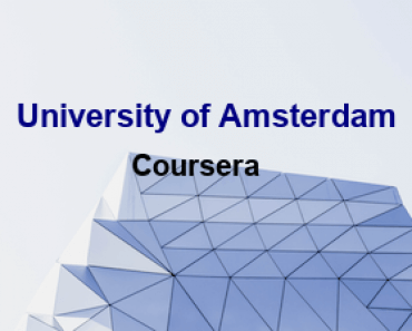 University of Amsterdam Free Online Education