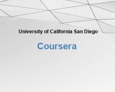 มหาวิทยาลัยแคลิฟอร์เนียซานดิเอโกการศึกษาออนไลน์ฟรี