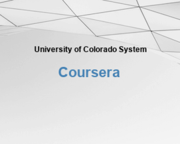 University of Colorado System Kostenlose Online-Bildung