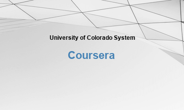 University of Colorado System Free Online Education