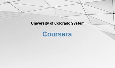 University of Colorado ระบบการศึกษาออนไลน์ฟรี
