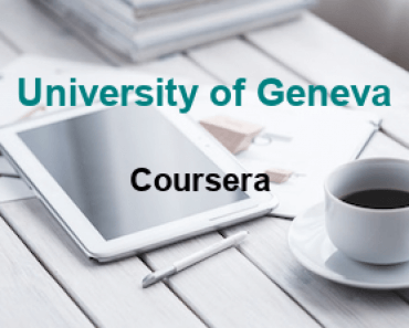 University of Geneva Free Online Education