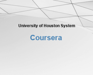 University of Houston System Free Online Education
