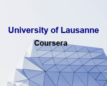University of Lausanne Free Online Education