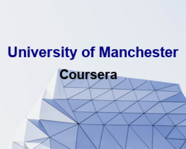 University of Manchester Free Online Education