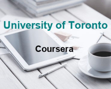 University of Toronto Free Online Education