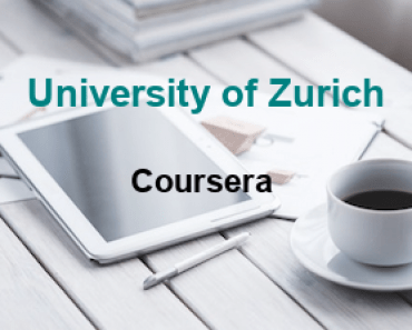 University of Zurich Free Online Education