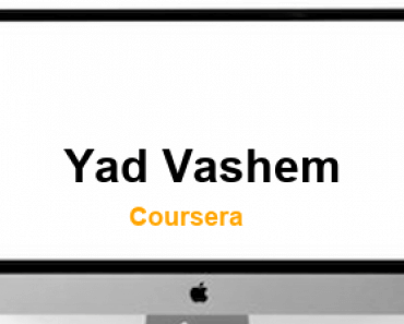 Yad Vashem Free Online Education
