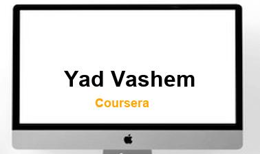 Yad Vashem Formazione online gratuita