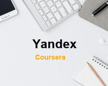 Yandex Free Online Education