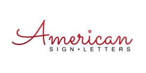 American Sign Letters discounts for students