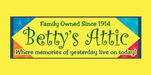 Bettys Attic discounts for students