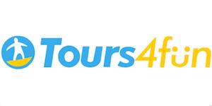 ส่วนลด Tours4Fun สำหรับนักเรียน