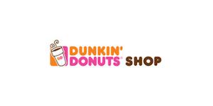 Dunkin Donuts Shop Rabatte für Studenten