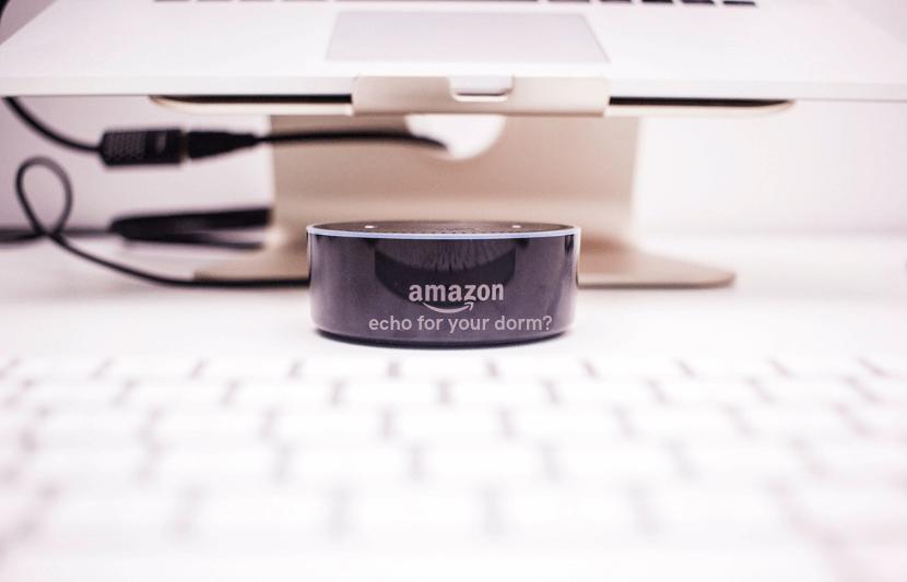 Amazon Echo For Your Dorm